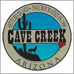 Town Of Cave Creek Emblem