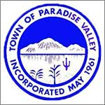 Town Of Paradise Valley Emblem